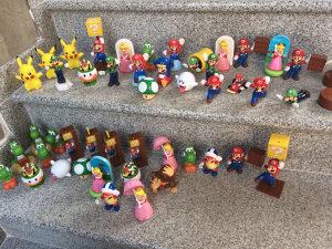 Nintendo mario figurice