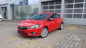 Opel Astra K 1.4b Dodatna akcija - Rezerv.