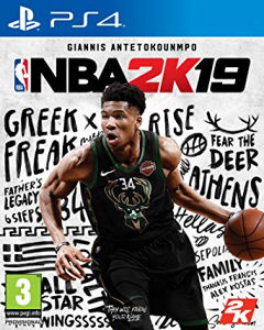 NBA 2K19 (PS4 - PlayStation 4) - www.igre.ba