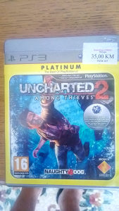 Uncharted:Among Thieves 2 PS3