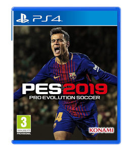 PRO EVOLUTION SOCCER 2019 PS4 PES 2019