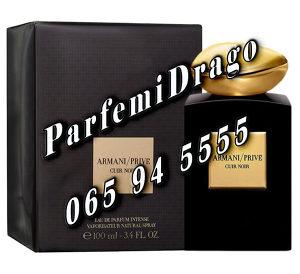 Armani Prive Cuir Noir EDP 100ml TESTER 100 ml