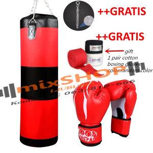 Box vreća 20kg GRATIS + Rukavice + Bandaže Boks Vrece