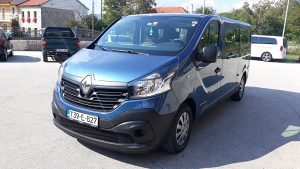 Renault Trafic 1,6dci 9 sjedala