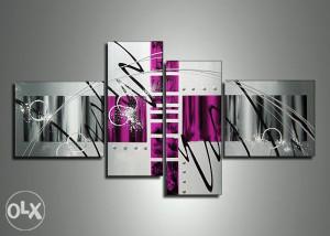 Umjetnicke slike iz dijelova ismirART