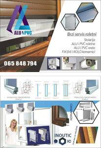 Roletne servis Al Pvc 065/848-794