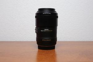 Sigma 105mm f/2.8 ex dg os macro