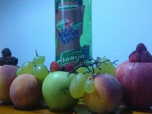 Cijeđenje soka prirodni sok sokovi