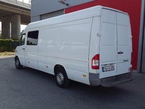 Kombi prevoz robe 20/30KM selidbe odvoz 061 911 511