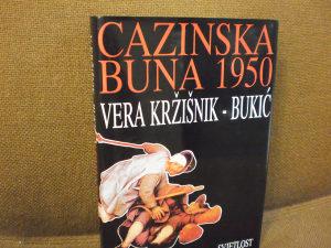 Cazinska buna 1950 - Vera Kržišnik-Bukić