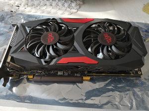 AMD Powercolor RX 470 4 GB DDR5