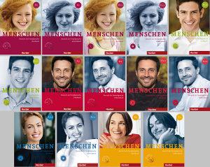 Njemacki jezik - knjige i prirucnici - 9 DVD