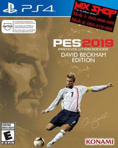 ORIGINAL PES 2019 19 David Beckham za Playstation 4 PS4