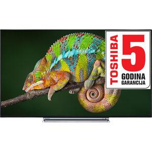 "Toshiba 4K 49"" UltraHD TV 49U6763DG WiFi Smart LED"