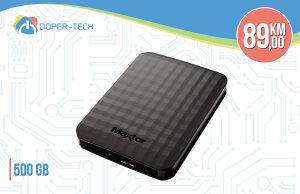Externi HDD Maxtor M3 500 GB