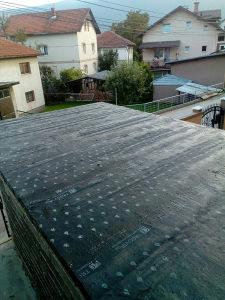 Ravni krovovi i poslovi termo i hidro izolacije