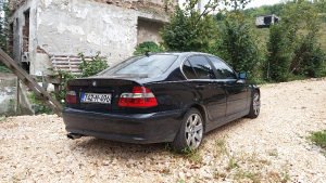 BMW E46 330d Facelift