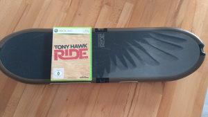 XBOX 360 TONY HAWK RIDE 062/325-468