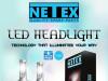 Sijalica set H4/H7 LED