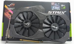AKCIJA ASUS STRIX GTX 1050 TI 4GB OC  , GTX1050 TI