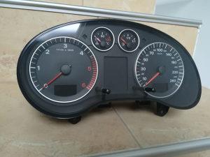 Sat Audi A3 2004/2008
