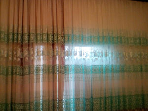 2× zavjese po 10 metara