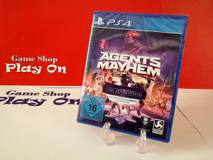Agents of Mayhem (Playstation 4 - PS4)