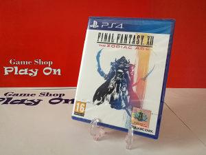 Final Fantasy XII : Zodiac Age (PlayStation 4 - PS4)