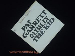 Pat Garrett & Billy The Kid LP / Gramofonska ploča
