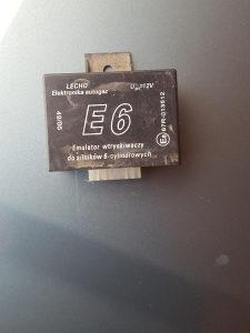 Emulator 4-6 cilidara auto plin