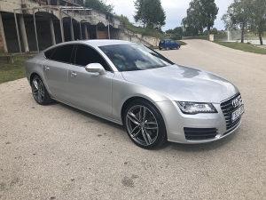 Audi a7 3.0 quattro tek registrovan moze zamjena