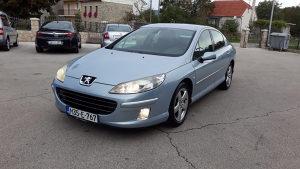 Peugeot 407 2.0HDI Automatic
