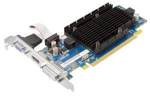 Graficka: AMD RADEON HD-5450