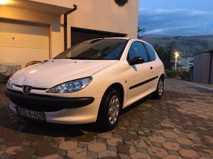 Peugeot 206 1.4 HDI mod 2007 KLIMA REG