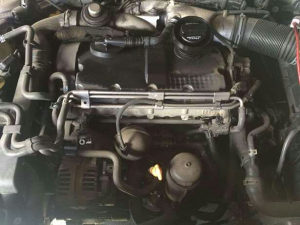 Motor 1.9tdi 85kw golf sharan passat