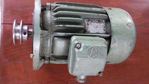 elektro motor  1.1 kw 940 o/m