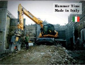 Hammer kliješta za rušenje FR serija