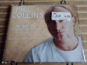 Phil Collins - No Way Out (Theme From Brother Bear)
