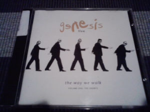 Genesis - Live / The Way We Walk (One:The Shorts)
