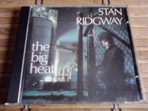 Stan Ridgway - The Big Heat cd