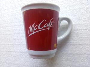 McDonald's šolja CRVENA