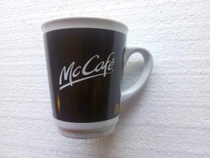 McDonald's šolja SMEĐA