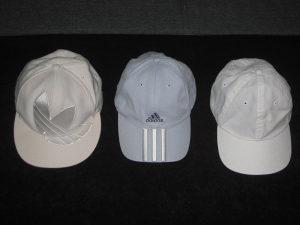 Adidas kacketi x2 i Puma kacket