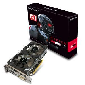 AMD RADEON RX460/RX 460 SAPPHIRE 2GB GDDR5
