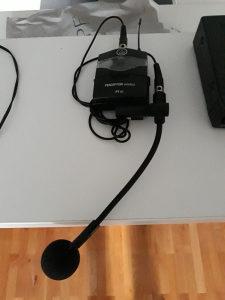 Mikrofon za harmoniku, akg, letva
