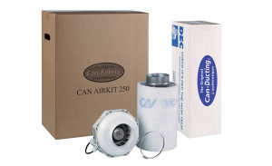 Carbon filter Ventilacijski set GROW250