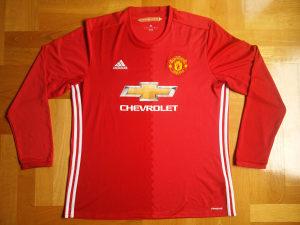 Dres Manchester United 2016/17 dugi rukav Man Utd