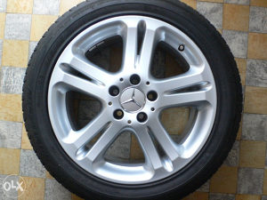 Mercedes felge 17