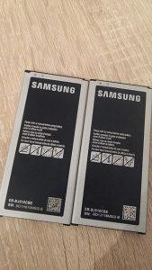 Samsung J5 2016 baterija