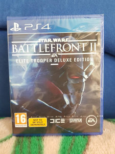 Star Wars: Battlefront II (2) - Deluxe Edition (PS4)